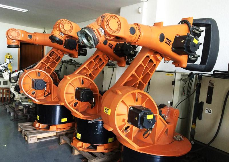 機器人維修保養