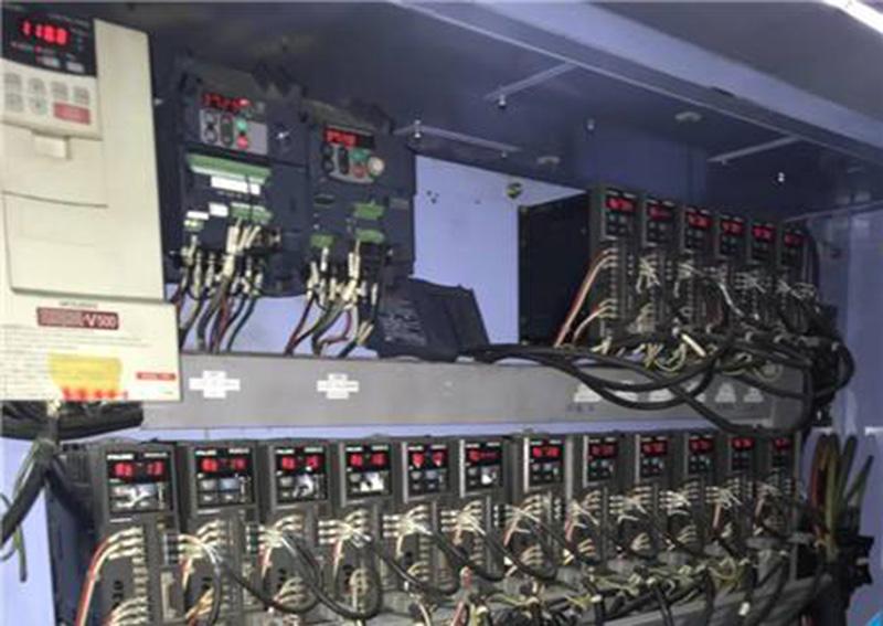 ABB機器人主板各種故障現象的維修方法