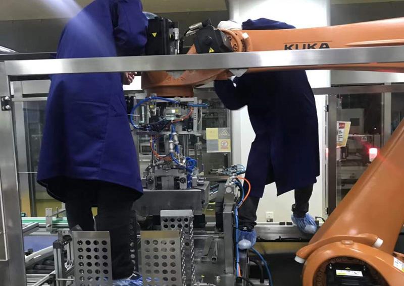 機器人維修保養給企業帶來什么好處?