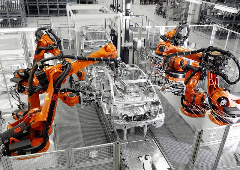 機器人維修過程中一定要注意安全問題